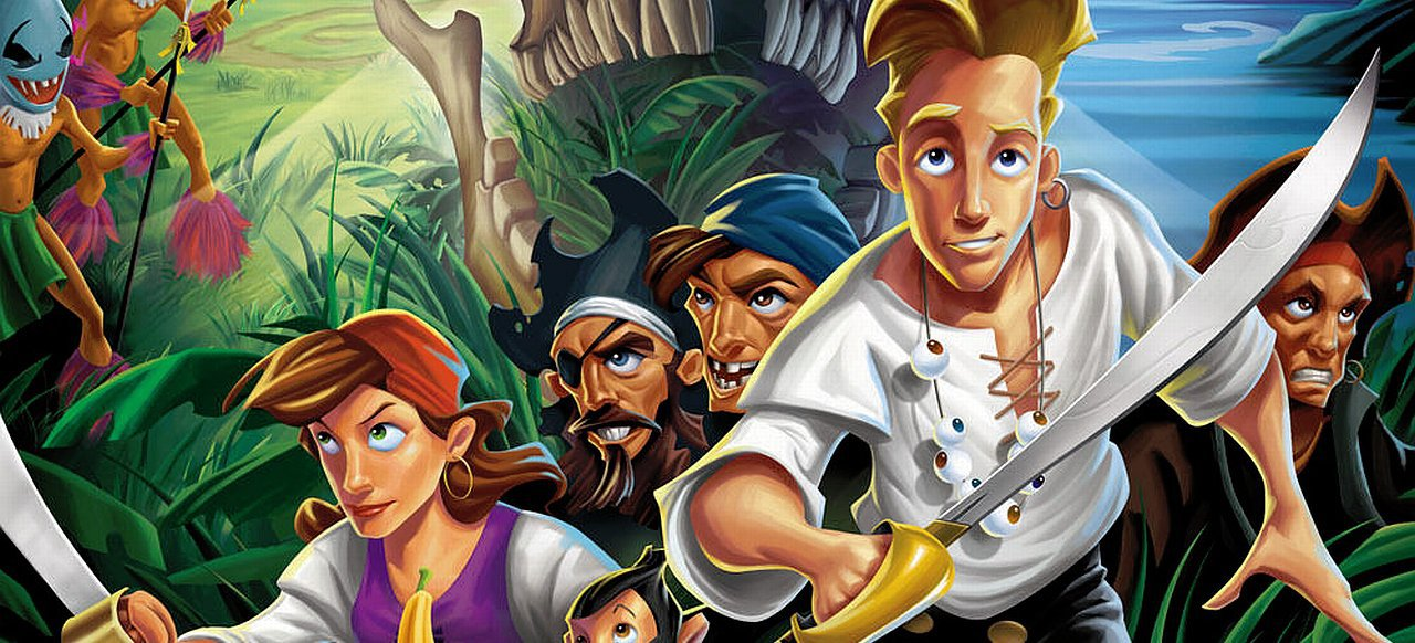 The Secret of Monkey Island - Special Edition (Adventure) von Activision