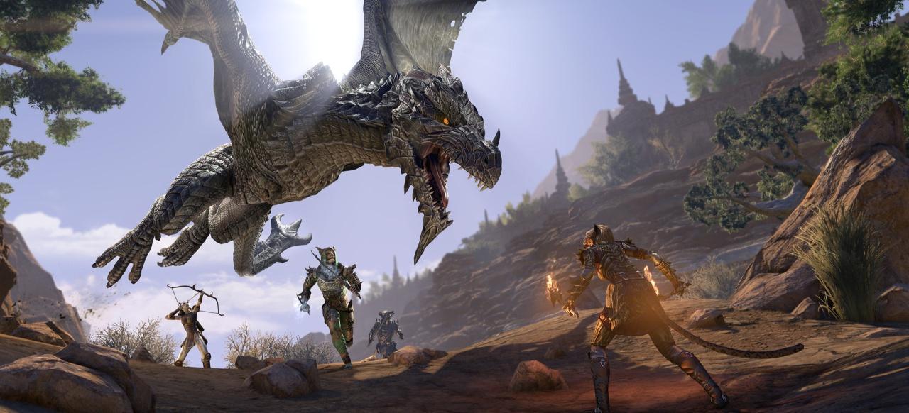 The Elder Scrolls Online: Elsweyr (Rollenspiel) von Bethesda Softworks