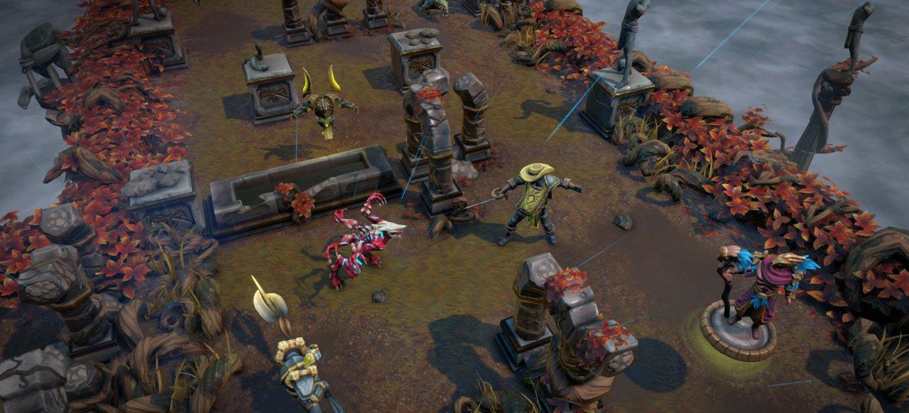 Forced Showdown (Arcade-Action) von BetaDwarf