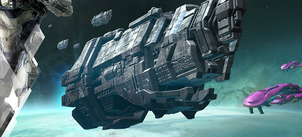 Halo: Fleet Battles: The Fall of Reach (Brettspiel) von Spartan Games