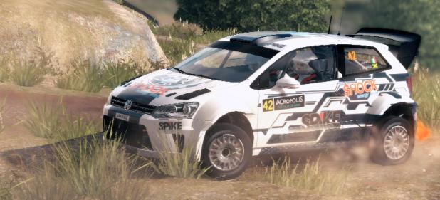 WRC 3 - FIA World Rally Championship (Rennspiel) von Black Bean Games / Namco Bandai