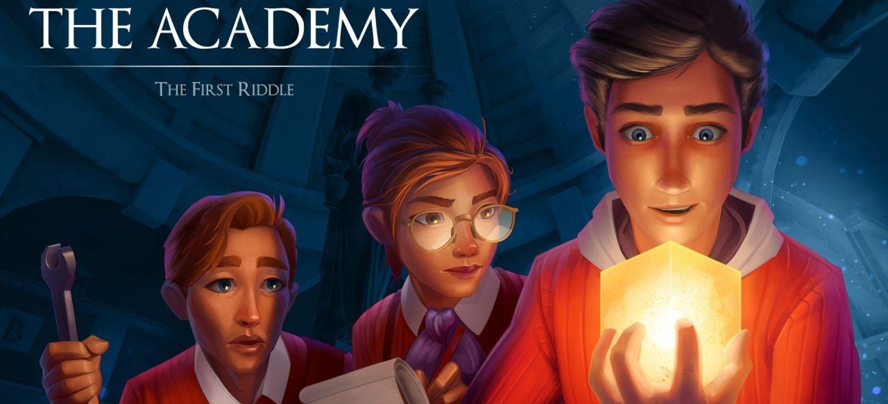 The Academy: The First Riddle (Logik & Kreativität) von Snapbreak Games