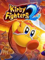 Alle Infos zu Kirby Fighters 2 (Switch)