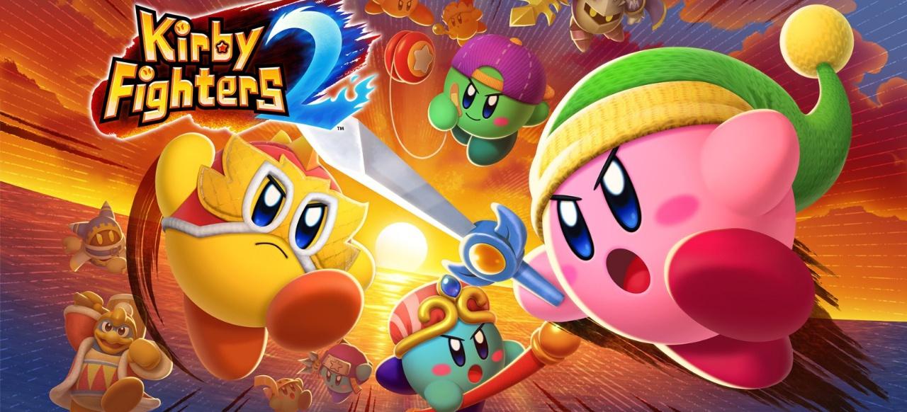 Kirby Fighters 2 (Prügeln & Kämpfen) von Nintendo