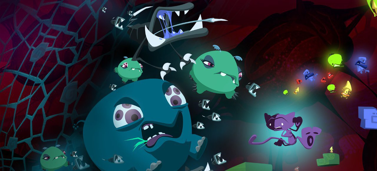 Schrödingers Cat and the Raiders of the Lost Quark (Logik & Kreativität) von Team17