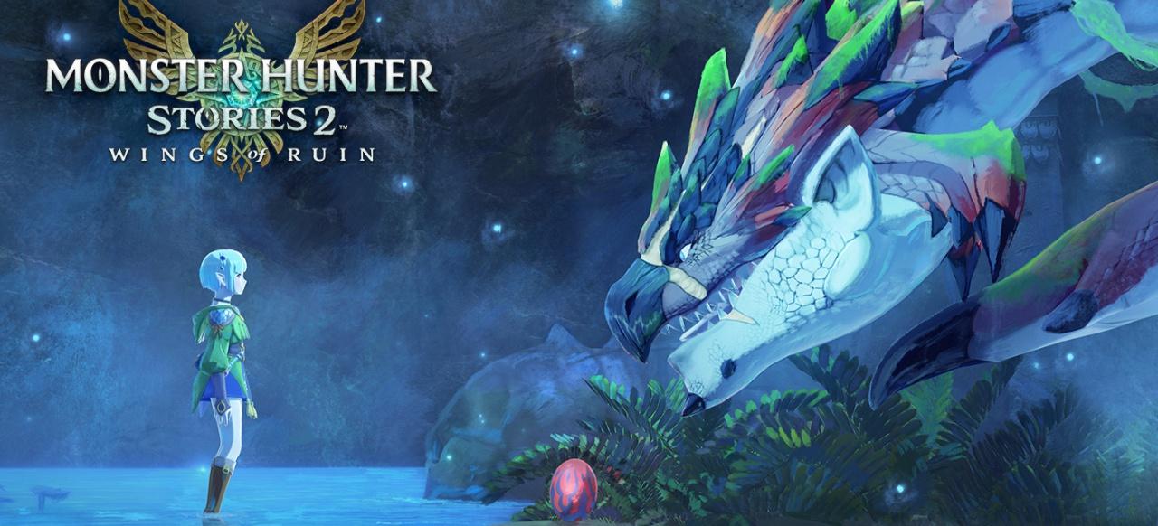 Monster Hunter Stories 2: Wings of Ruin (Rollenspiel) von Capcom