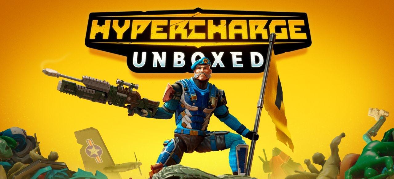 HYPERCHARGE: Unboxed (Shooter) von Digital Cybercherries