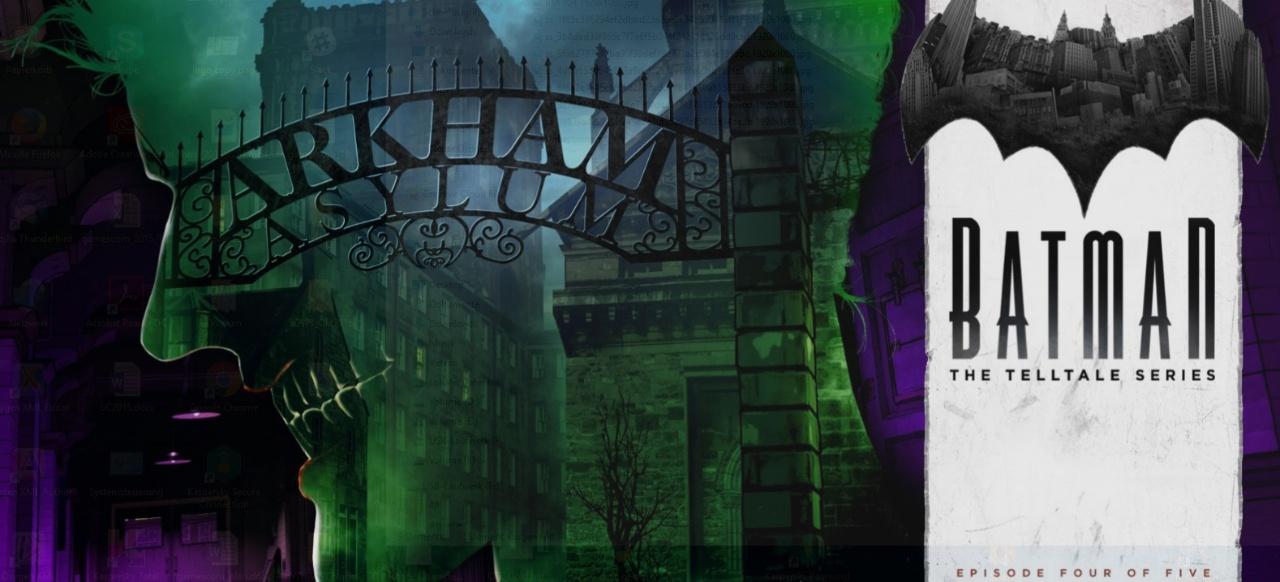 Batman: The Telltale Series - Episode 4: Guardian of Gotham (Adventure) von Warner Bros. Interactive Entertainment