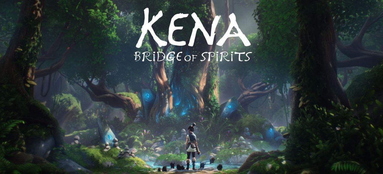 Kena: Bridge of Spirits (Action-Adventure) von Ember Lab / Sony