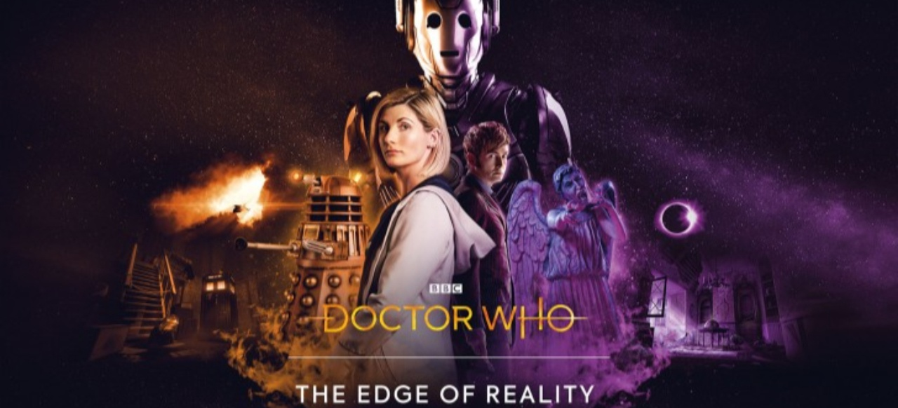 Doctor Who: The Edge of Reality () von