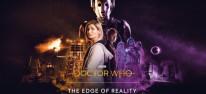 Doctor Who: The Edge of Reality: Ausführliche Spielszenen aus dem Mystery-Abenteuer