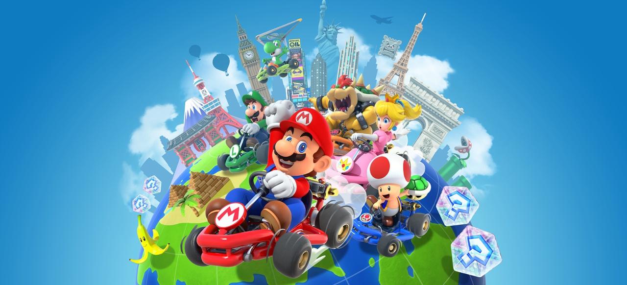 Mario Kart Tour (Rennspiel) von Nintendo