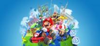 Mario Kart Tour: Wurde laut Analyst im ersten Monat über 123 Millionen Mal heruntergeladen