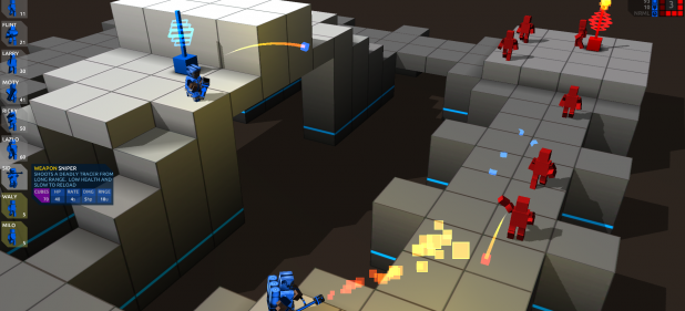 Cubemen 2 (Strategie) von 3 Sprockets