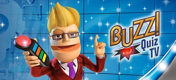 Buzz! Quiz TV (Musik & Party) von Sony