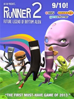 Alle Infos zu Bit.Trip Presents: Runner 2 - Future Legend of Rhythm Alien (360,PC,PlayStation3,PlayStation4,Wii_U)