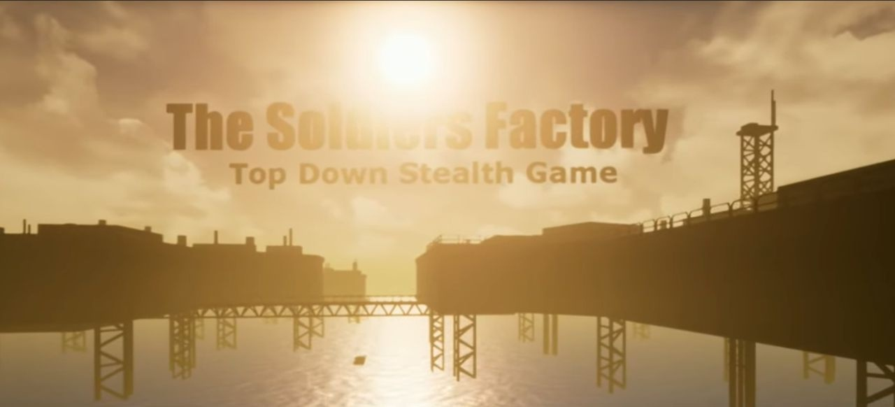 The Soldiers Factory (Action-Adventure) von Bommi Produktion