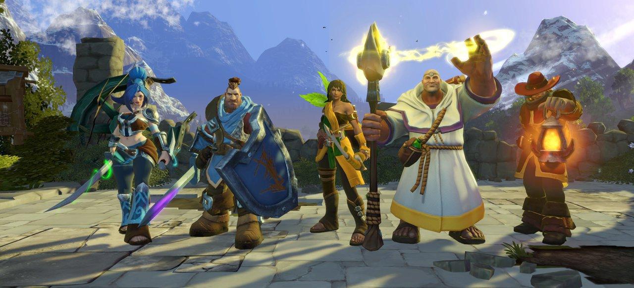 Champions of Anteria (Taktik & Strategie) von Ubisoft