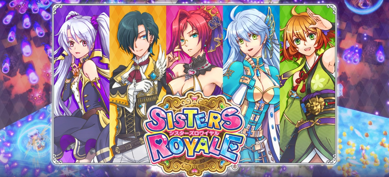 Sisters Royale: Five Sisters Under Fire (Arcade-Action) von Chorus Worldwide