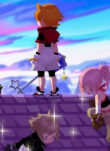 Alle Infos zu Kingdom Hearts Unchained Chi (Android,iPad,iPhone)