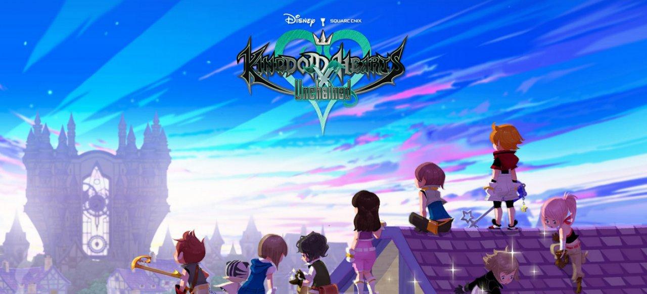 Kingdom Hearts Unchained Chi (Rollenspiel) von Square Enix