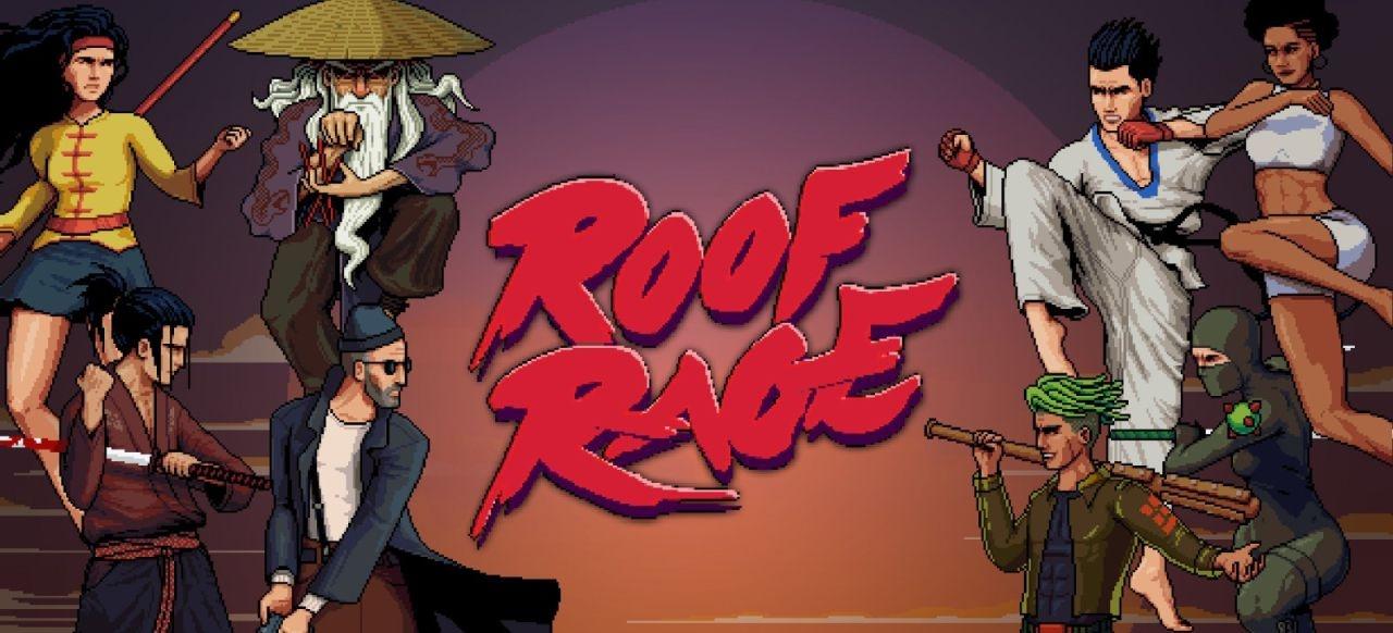 Roof Rage (Prügeln & Kämpfen) von Early Melon