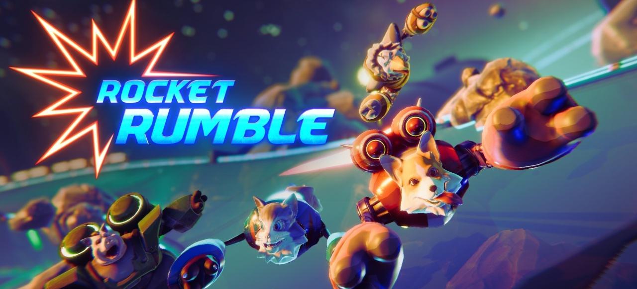 Rocket Rumble (Rennspiel) von PixelNAUTS Games