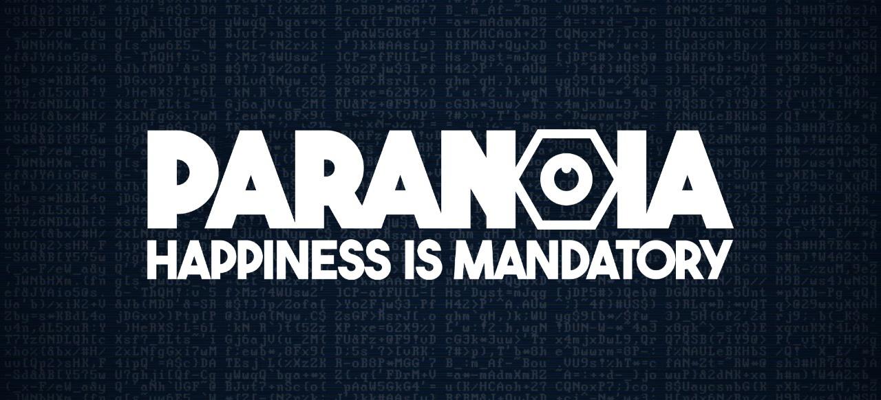 Paranoia: Happiness is Mandatory (Rollenspiel) von Bigben