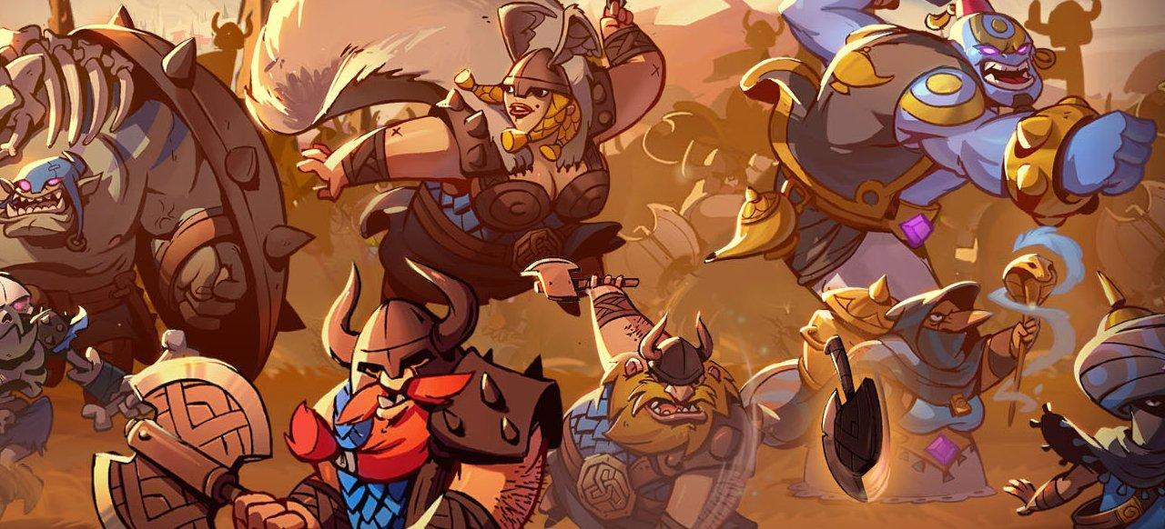 Swords & Soldiers 2 (Taktik & Strategie) von Ronimo Games
