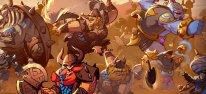 Swords & Soldiers 2: Shawarmageddon: Switch-Adaption der Echtzeit-Strategie gestartet