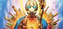 Borderlands 3: Steam-Version erhältlich; Cross-Play mit Epic Games Store