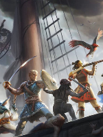 Alle Infos zu Pillars of Eternity 2: Deadfire (PlayStation4,XboxOne)
