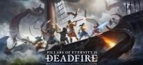 Pillars of Eternity 2: Deadfire: Chef-Entwickler über schwache Verkaufszahlen und die Aussichten für Pillars 3