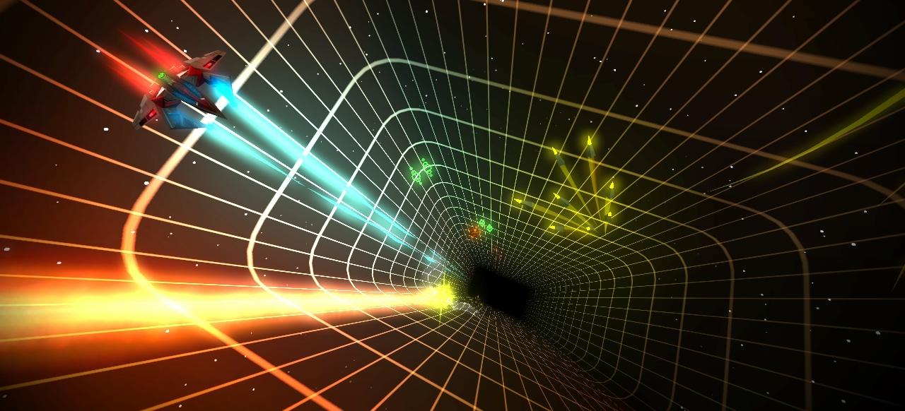 Hyper Void (Arcade-Action) von Inframez
