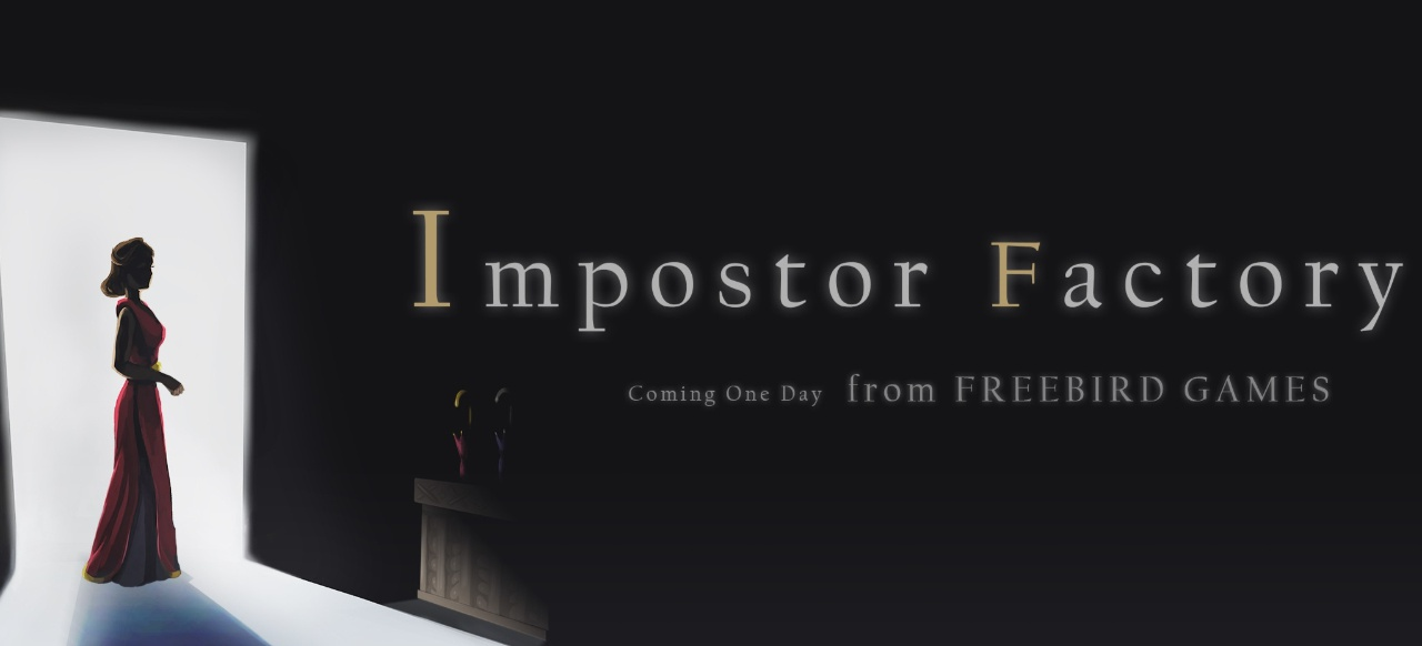 Impostor Factory (Adventure) von Freebird Games