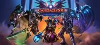 Cardaclysm: Kartentakitk gegen die Reiter der Apokalypse hat den Early Access verlassen