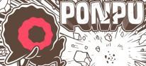 Ponpu: Arcade-Partyspiel mit explodierenden Enten