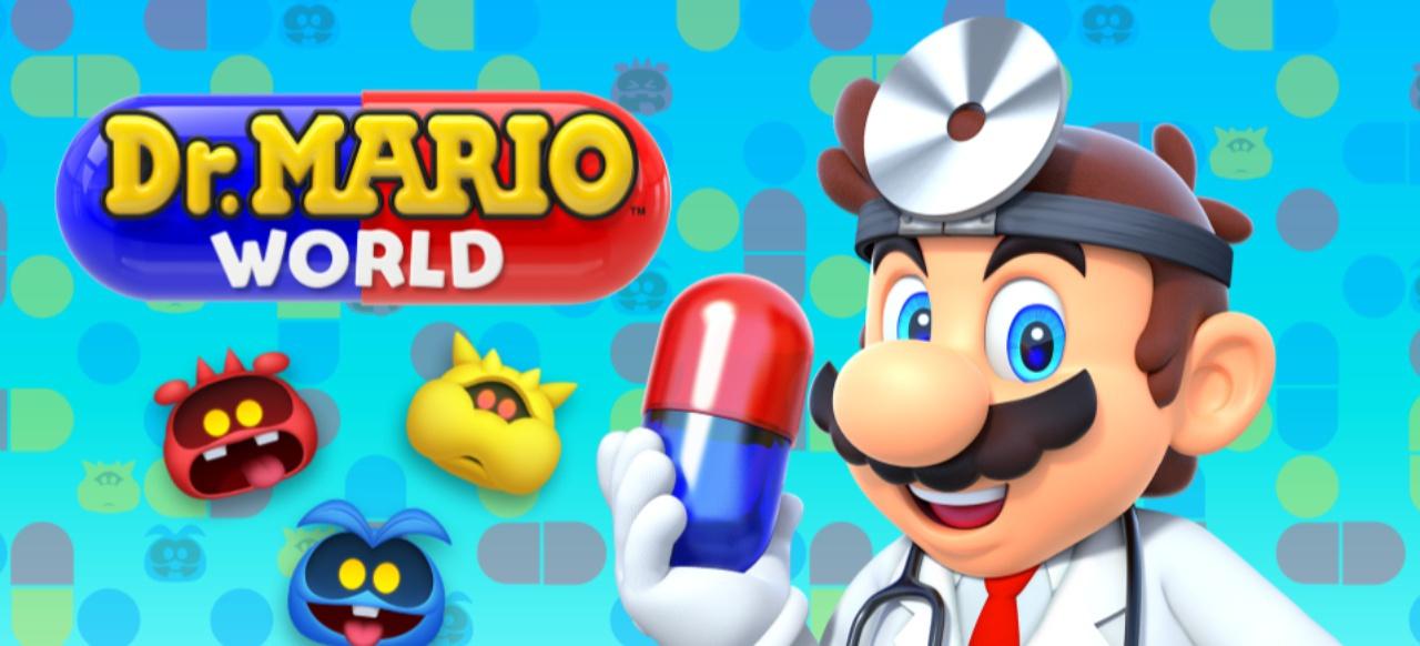Dr. Mario World (Geschicklichkeit) von Nintendo