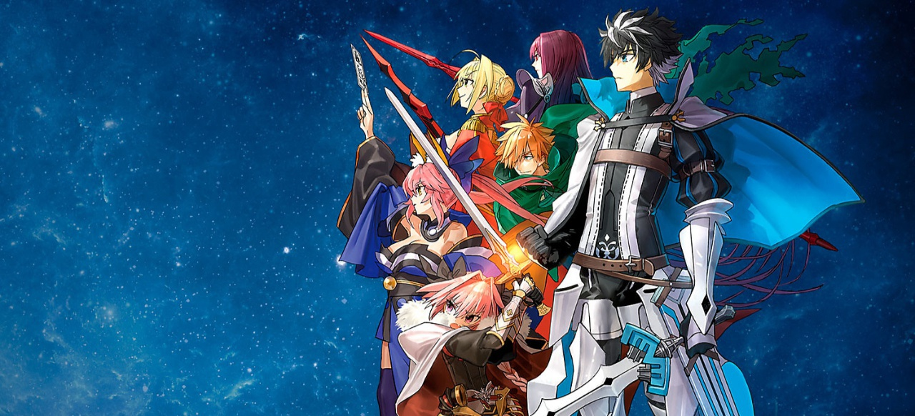 Fate/EXTELLA LINK (Arcade-Action) von XSEED Games, Marvelous