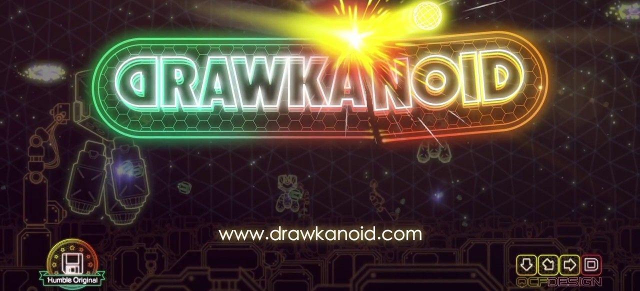 Drawkanoid (Arcade-Action) von QCF Design / Humble