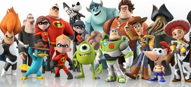Disney Infinity (Action-Adventure) von Disney Interactive