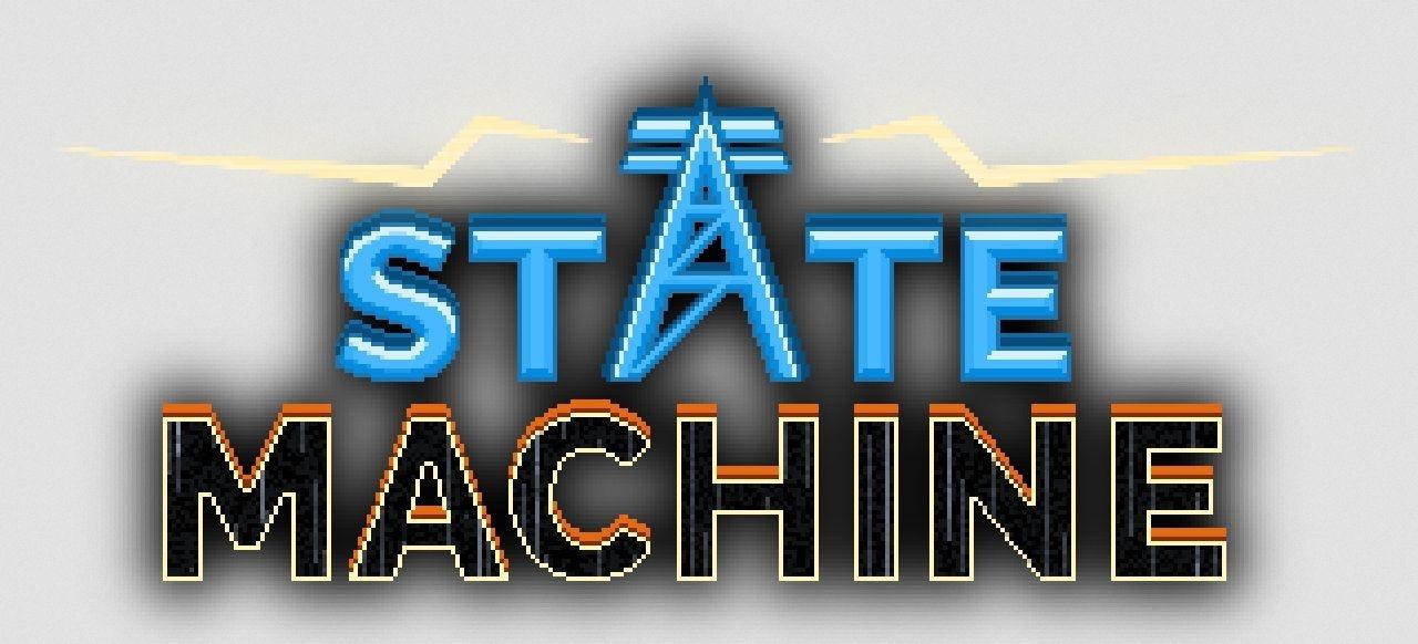 State Machine (Adventure) von Terry Cavanagh & Ruari O'Sullivan