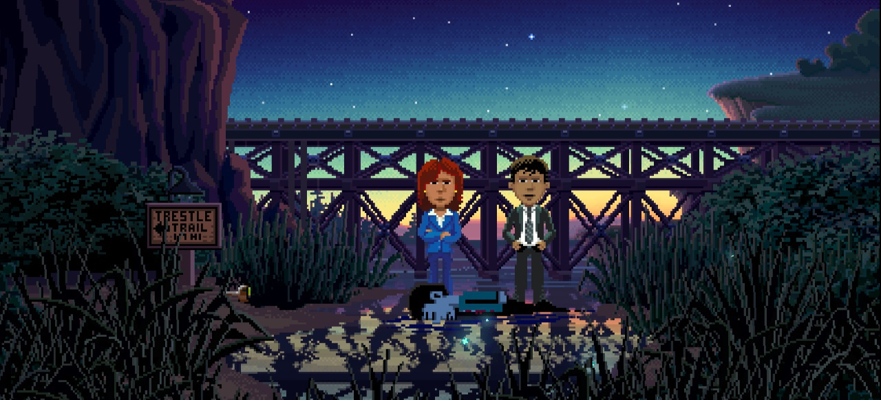 Thimbleweed Park (Adventure) von Terrible Toybox