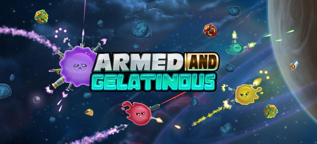 Armed and Gelatinous (Arcade-Action) von Three Flip Studios