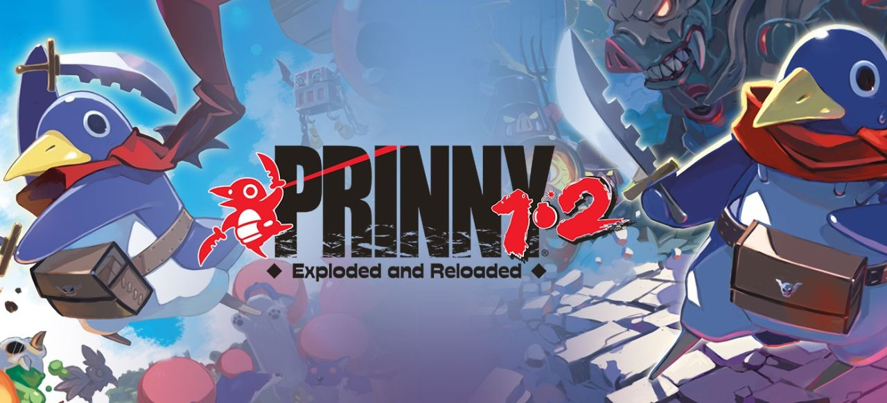 Prinny 1 & 2: Exploded and Reloaded (Plattformer) von NIS America / Koch Media