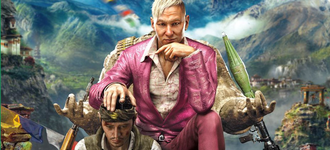 Far Cry 4 (Shooter) von Ubisoft