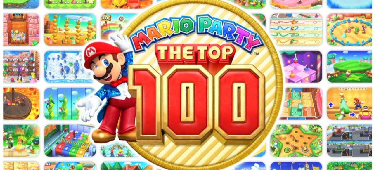 Mario Party: The Top 100 (Musik & Party) von Nintendo