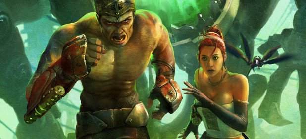 Enslaved: Odyssey to the West (Action) von Namco Bandai