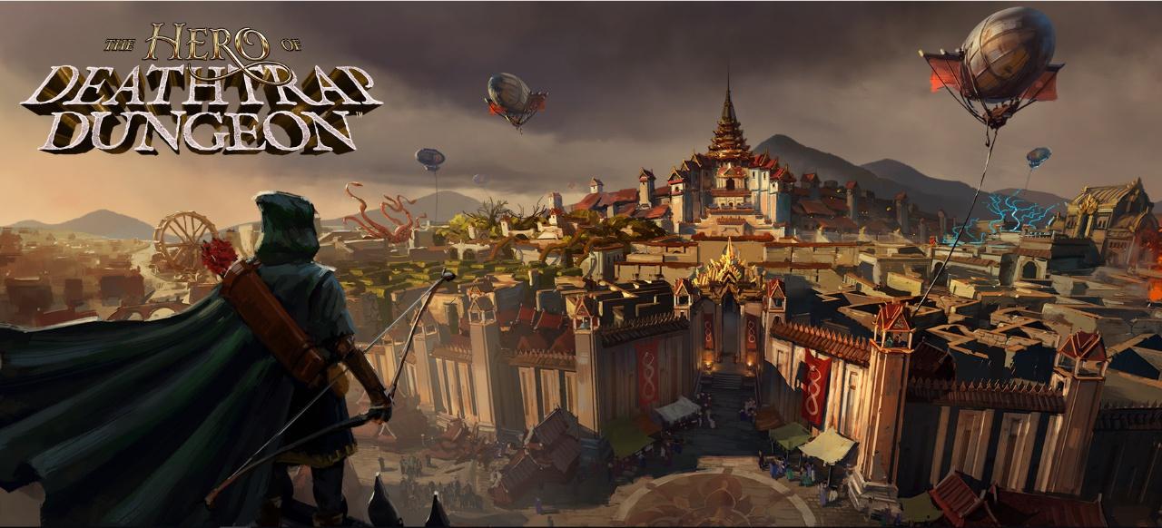 The Hero of Deathtrap Dungeon (Rollenspiel) von