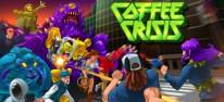 Coffee Crisis: Switch-Adaption des koffeinhaltigen Pixel-Brawlers steht in den Startlöchern